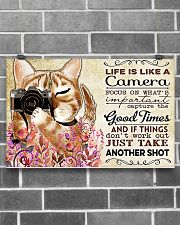 Take Another Shot Photographer 17x11 Poster poster-landscape-17x11-lifestyle-18