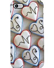 Paramedic Chocolate Icon Hearts Phone Case i-phone-7-case