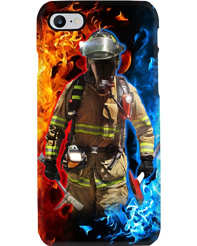 Firefighter Man