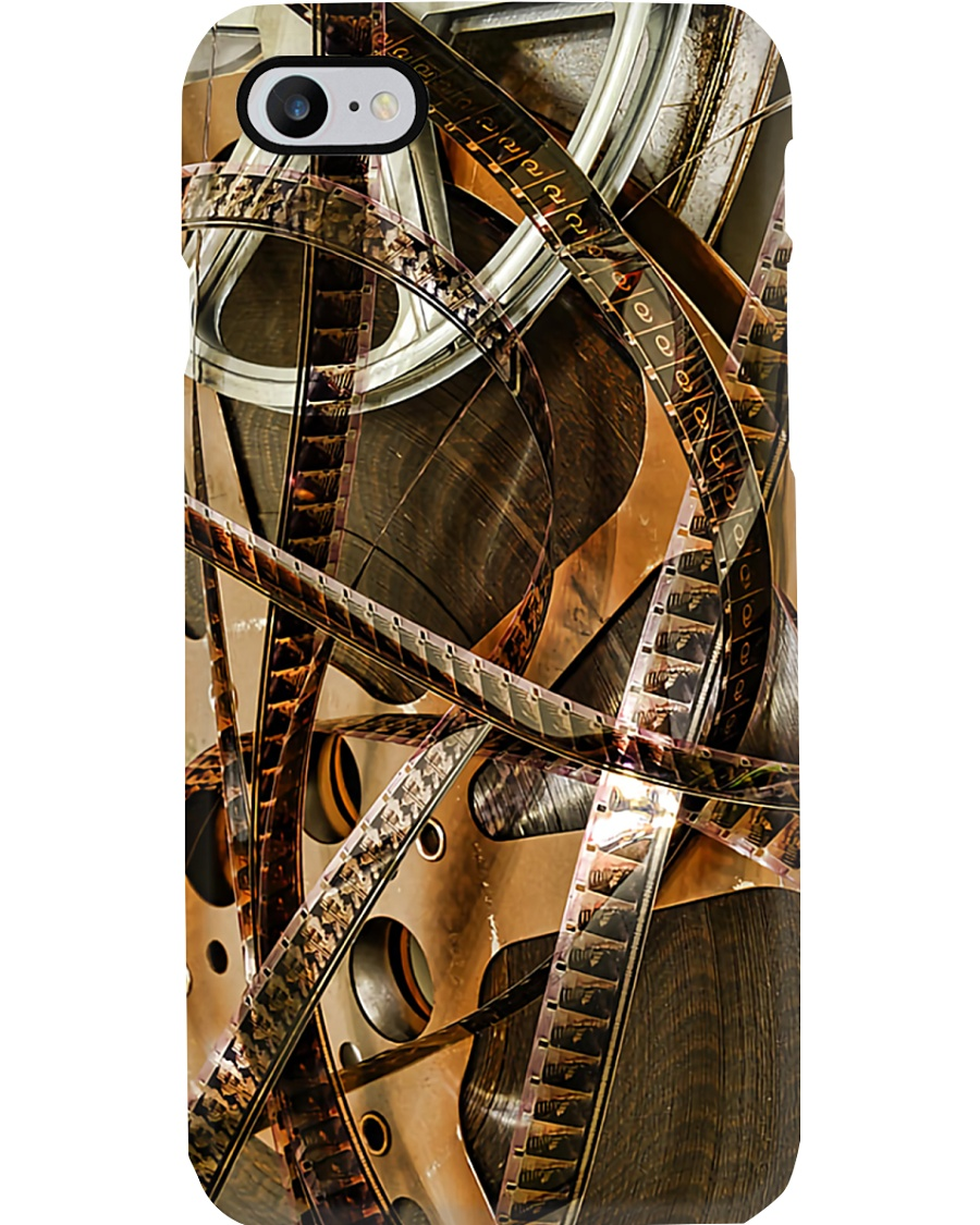 Photographer Film Phone Case
