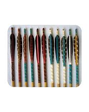 Archery - Colorful Arrows Mousepad thumbnail