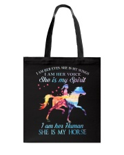 She Is My Horse Kid Version Tote Bag thumbnail