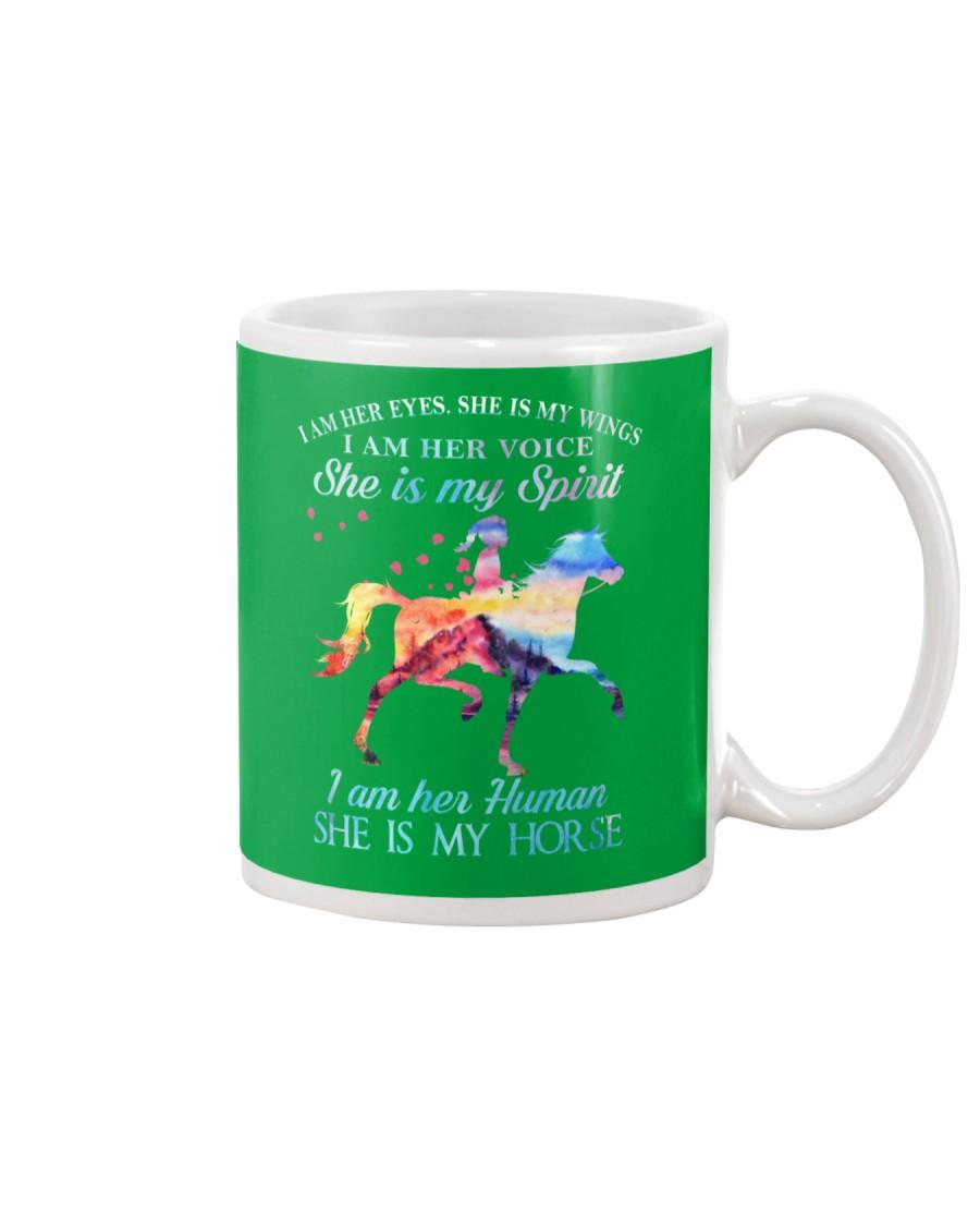 She Is My Horse Kid Version Mug