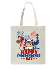 Happy Independence Day  Tote Bag thumbnail