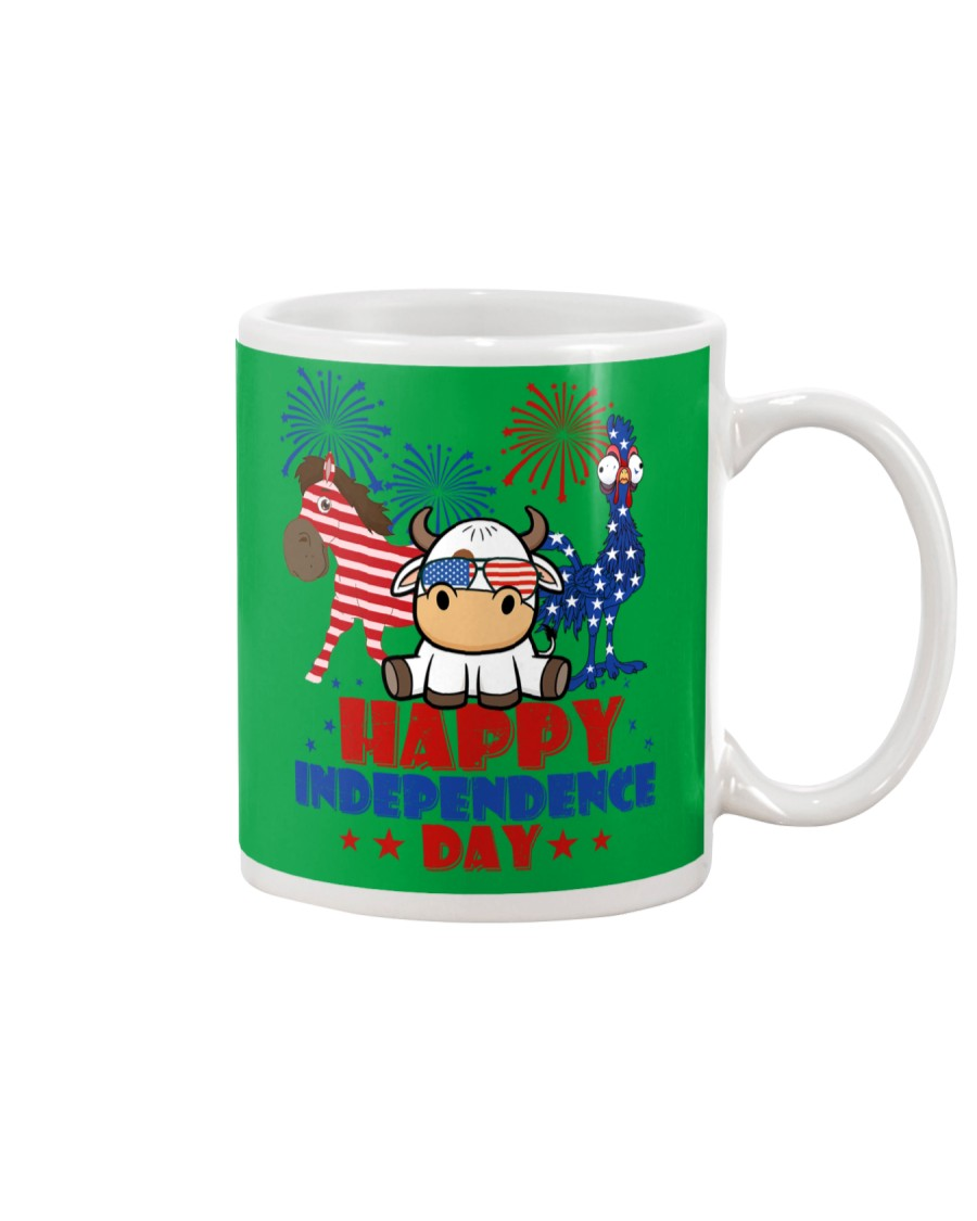 Happy Independence Day  Mug