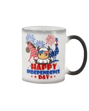 Happy Independence Day  Color Changing Mug thumbnail
