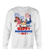 Happy Independence Day  Crewneck Sweatshirt thumbnail