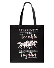 When We Ride Together  Tote Bag thumbnail