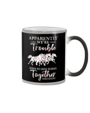 When We Ride Together  Color Changing Mug thumbnail