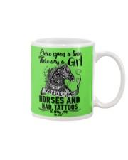 Horses And Tattoos Mug front
