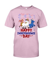 Happy Independence Day  Classic T-Shirt thumbnail