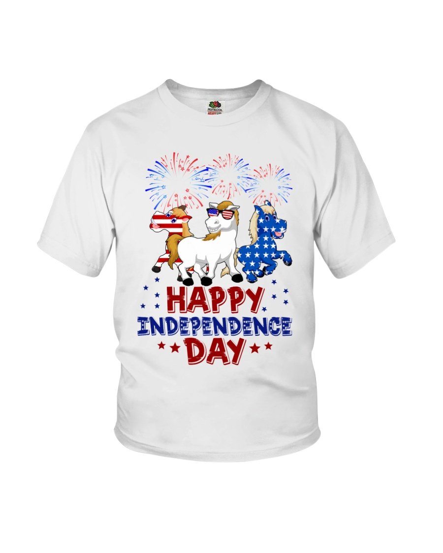 Happy Independence Day  Youth T-Shirt