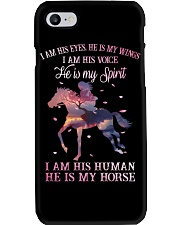 He Is My Horse New  Phone Case thumbnail