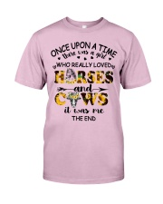 Horses And Cows Classic T-Shirt thumbnail