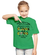 Horses And Cows Youth T-Shirt lifestyle-youth-tshirt-front-2