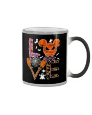 Limited Halloween Shirt  Color Changing Mug tile
