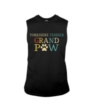 Yorkshire Terrier Grandpaw Sleeveless Tee thumbnail