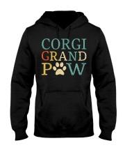 Corgi Grandpaw Hooded Sweatshirt thumbnail