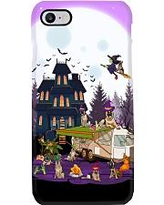 German Shepherd - Halloween - Camping Phone Case thumbnail