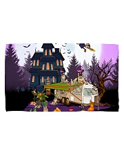 German Shepherd - Halloween - Camping Hand Towel (Horizontal) tile