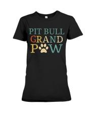 Pit Bull Grandpaw Premium Fit Ladies Tee thumbnail