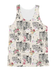 Maltese Dog Cute - Limited Editon All-over Unisex Tank front
