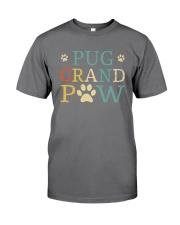 Pug Grandpaw Premium Fit Mens Tee thumbnail