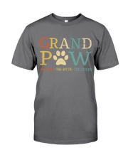 Grand Paw The Man The Myth The Legend Premium Fit Mens Tee thumbnail