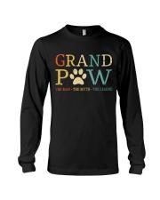 Grand Paw The Man The Myth The Legend Long Sleeve Tee thumbnail