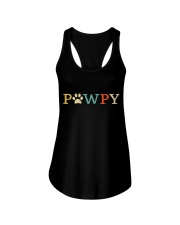Pawpy Ladies Flowy Tank thumbnail