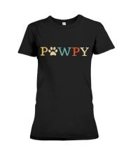 Pawpy Premium Fit Ladies Tee thumbnail