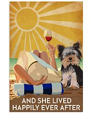 Yorkshire And She Lived Happily Ever After 11x17 Poster front