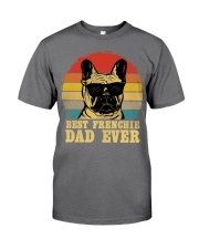 Best French Bulldog Dad Ever Vr4 Premium Fit Mens Tee thumbnail