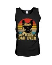 Best French Bulldog Dad Ever Vr4 Unisex Tank thumbnail
