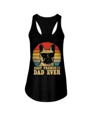 Best French Bulldog Dad Ever Vr4 Ladies Flowy Tank thumbnail
