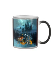 German Shepherd Halloween Color Changing Mug thumbnail