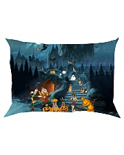 German Shepherd Halloween Rectangular Pillowcase thumbnail