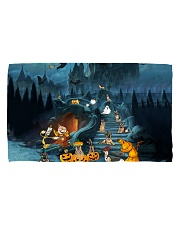 German Shepherd Halloween Hand Towel (horizontal) thumbnail