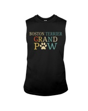 Boston Terrier Grandpaw Sleeveless Tee tile