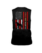 Vintage World's Best Boxer Dad Flag Sleeveless Tee thumbnail