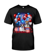 Jack Russell  Independence Vr2 Classic T-Shirt front