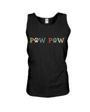 Paw Paw Unisex Tank thumbnail