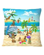 Cocker Spaniel Lovers - Limited Editon Square Pillowcase thumbnail