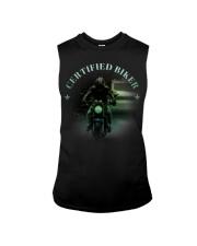 Biker T-shirt Sleeveless Tee thumbnail