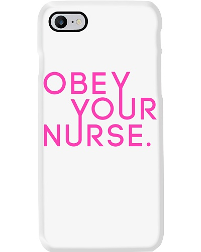 Obey Your Nurse Classic T-shirt