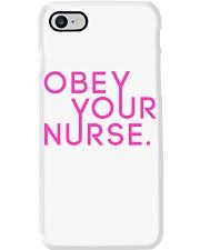 Obey Your Nurse Classic T-shirt Phone Case thumbnail