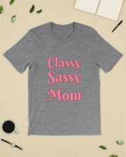 Classy Sassy Mom Classic T-Shirt lifestyle-mens-crewneck-front-19