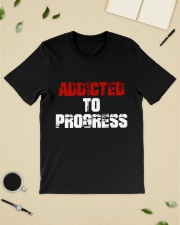 Addicted To Progress T-shirt Premium Fit Mens Tee lifestyle-mens-crewneck-front-19