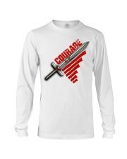Courage t-shirt Long Sleeve Tee thumbnail