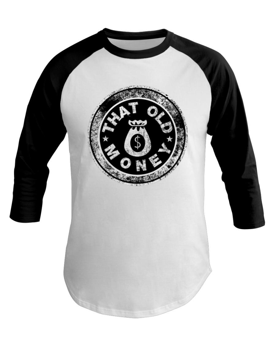 That Old Money S-shirt Baseball Tee